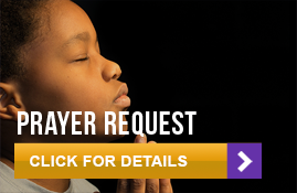 Prayer Request. Click for details.